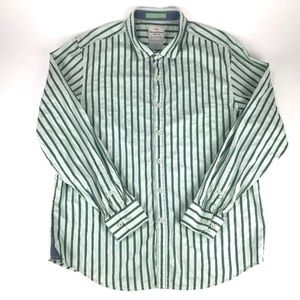 Tommy Bahama Long Sleeve Button Down Men's XL